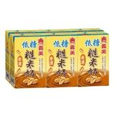 《義美》低糖糙米奶(250ml*6包/組)