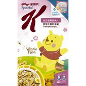《家樂氏》穀物早餐小熊維尼櫻花限定版450g/盒