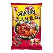 《乖乖》孔雀香酥脆 鼎王麻辣鍋 狠大包(104g)