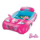 《Barbie》芭比娃娃跑車球池(附25顆球) 93207
