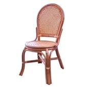 餐椅(95*46*42cm藤製)