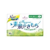 《日本大王》elis 愛麗思清爽零感衛生棉 日用27cm(18片)