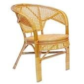 單蘋果椅(76*60*66cm藤製)