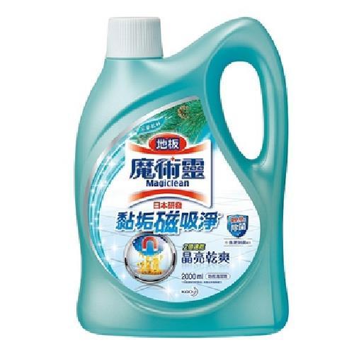 《魔術靈》地板清潔劑-忘憂松林(2000ml)