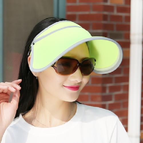 戶外透氣遮陽帽 29X18X10.5cm(顏色隨機)