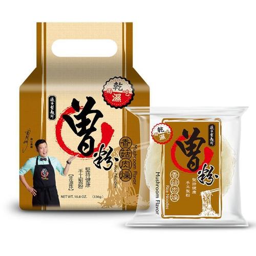 《過海製麵所》曾粉 香菇肉燥(84公克x4包)