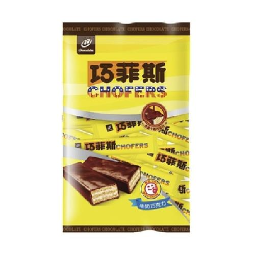 《宏亞》77巧菲斯夾心酥(牛奶口味)(300g)