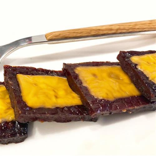 《老張鮮物》奶酪牛肉 起司牛肉乾(150g±10%/包)UUPON點數5倍送(即日起~2019-08-29)