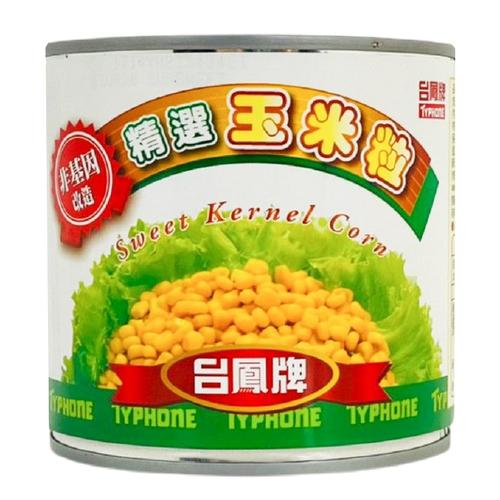 《台鳳》非基因改造玉米粒(340g/罐)