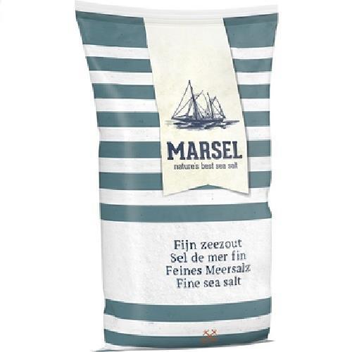 《皇嘉Oro Bailen》比利時藍舶海藏天然細海鹽(1kg/袋)
