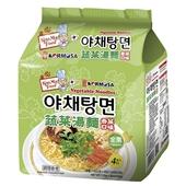 《KORMOSA》蔬菜湯麵110g*4包/袋
