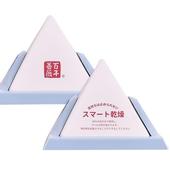 《百年薔薇》強力吸濕器珪藻土金字塔11X11X8.5cm $159