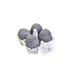 《百年薔薇》竹炭珪藻土除臭蛋4入組(4.5X6cm)