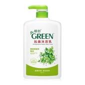 《綠的》抗菌沐浴乳-檸檬香蜂草精油(1000ml)
