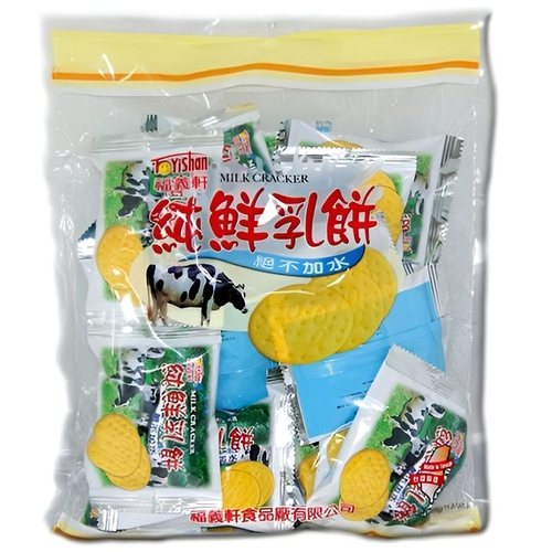 《福義軒》純鮮乳餅(360g/袋)