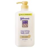 《嬌生》pH5.5蜂蜜舒緩沐浴乳(750ml)