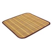 碳化雙竹坐墊(45*45 cm)