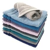 《actuel》素色方巾(深海藍)