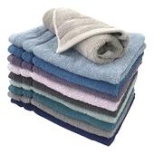 《actuel》素色方巾(深度藍)
