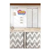 《巧易收》樂活多彩衣櫥套(顏色隨機出貨)(120*45*180cm)