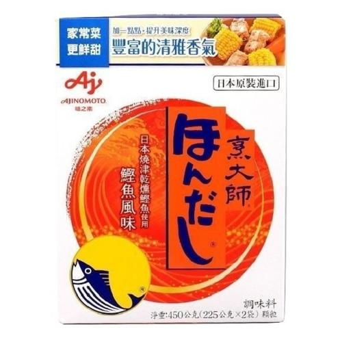 《烹大師》鰹魚調味料(450g)