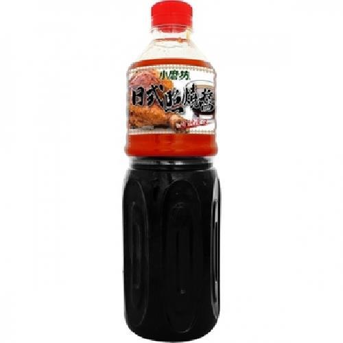 小磨坊 和風照燒醬(330g/瓶)