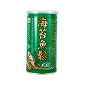 《廣達香》海苔魚鬆(255g/罐)