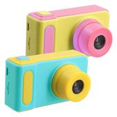 YT-02 PLUS 攝錄影兒童數位相機(薄荷色)