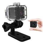 《IS愛思》Q-12 1080P高畫質超迷你攝影機 附專屬防水殼