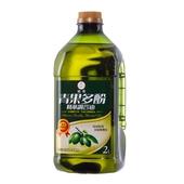 《福壽》青果多酚精華調和油2L/瓶 $109