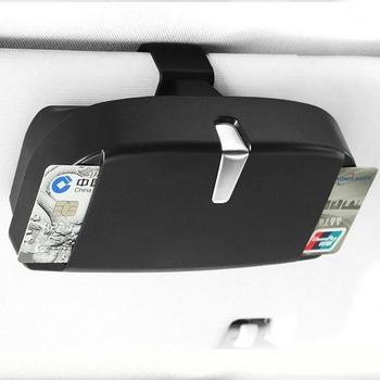 (升級款)多功能車用收納眼鏡盒(18*10*5CM)