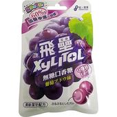 《統一製菓》飛壘口香糖(60.9g/袋)