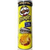 《品客》洋芋片-110g/罐(碳烤香腸 即期:2020.01.26)