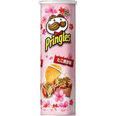 《品客》洋芋片-110g/罐(章魚燒)