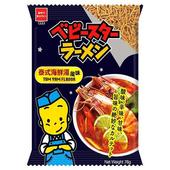《優雅食》點心條餅(泰式海鮮湯風味-78g/ 包)