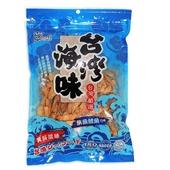 《台灣海味》柴魚鱈魚口味(120公克/包)