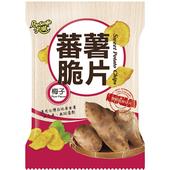 《卡滋》蕃薯脆片-梅子(90g)