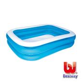 《Bestway》方型充氣水池長201cm