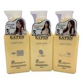 KA'FEN卡氛亞希朵酸性蛋白潔淨控油洗髮精(500ml/瓶)