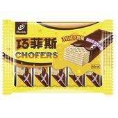 《77》巧菲斯夾心酥-牛奶口味(10入)