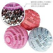 環保洗衣球 顏色隨機出貨  1顆/入(直徑11cm)
