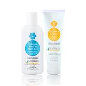 《珂然》異膚必備組(嬰兒異敏潤膚油100ml+嬰兒異敏修護霜75g)