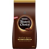 《雀巢》義式濃縮風味咖啡豆-500g/包