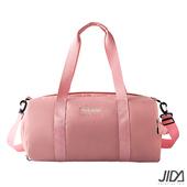 《韓版》輕時尚290T防水運動/旅遊收納包(粉色)