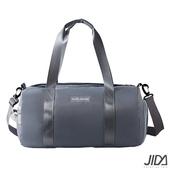 《韓版》輕時尚290T防水運動/旅遊收納包(灰色)