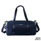 《韓版》輕時尚290T防水運動/旅遊收納包(藏青色)
