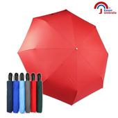 《【Kasan 晴雨傘】》大無敵自動開收雨傘(大紅)