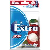 《益齒達》潔淨口香糖海鹽荔枝口味(62g)