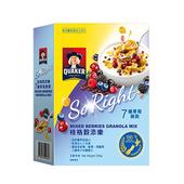 《桂格》穀添樂脆穀-300G(七種果莓)