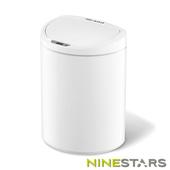 《NINESTARS》美國NINESTARS感應式掀蓋垃圾桶DZT-10-29S